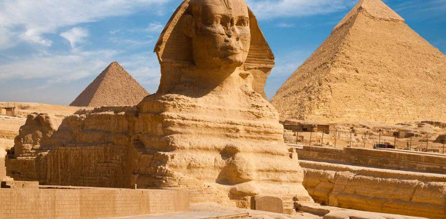 Egypt Pyramid Phoenix