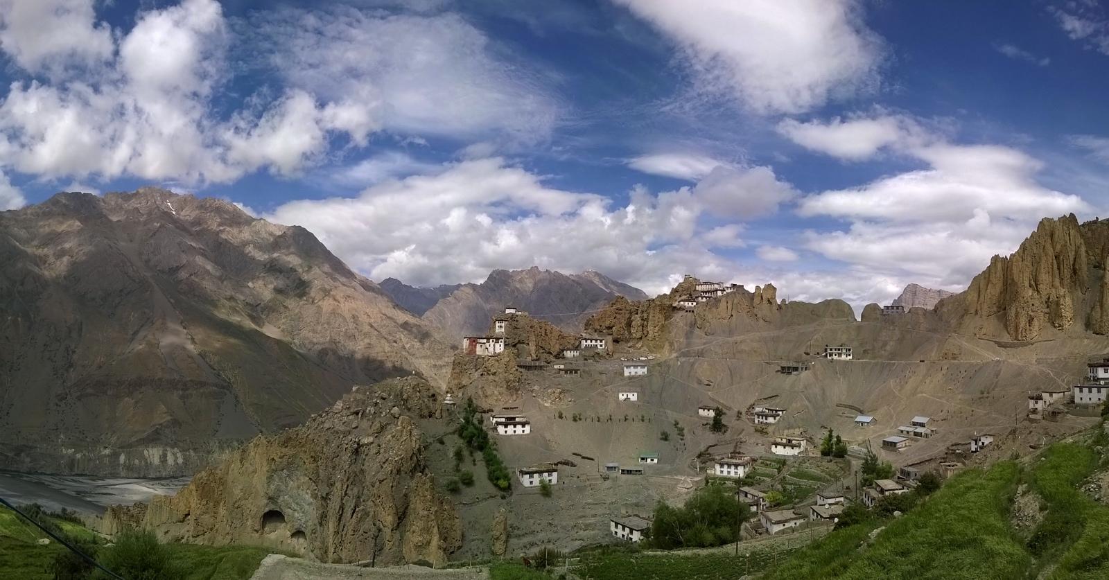 Dhangkar Monastery