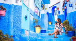 Morocco Blue City