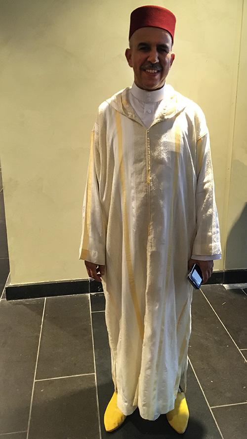 Men's dress code in Morocco