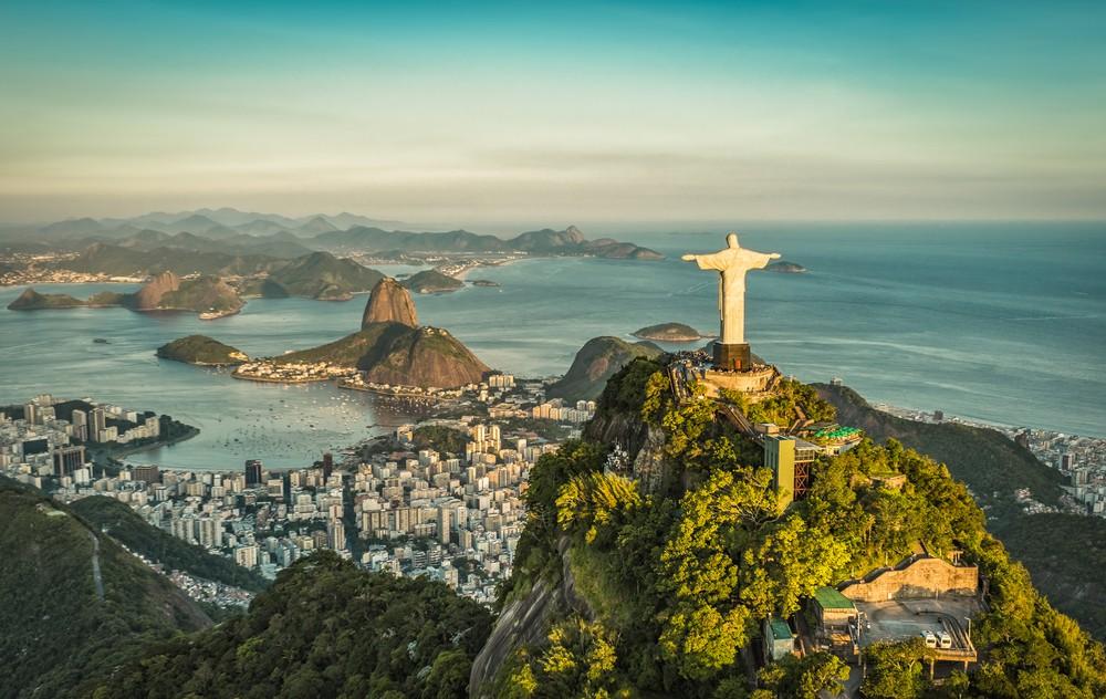 Christ the Redeemer, Rio.