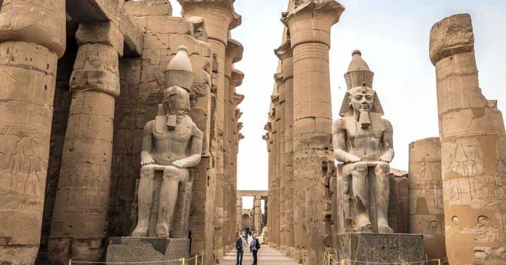 Karnak & Luxor Temples, Egypt
