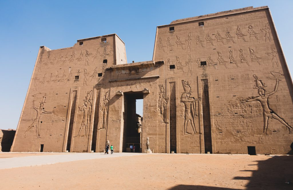 Aswan & Temple of Philae, Egypt